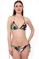 AYYILDIZ Kadın Fuşya Cup'lı Bikini Takımı 40200/A545