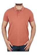 Cazador Erkek Kahverengi Polo Yaka T Shirt 4613
