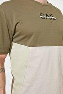 TRENDYOL MAN Haki Erkek T-Shirt TMNSS21TS1818
