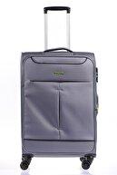 Pierre Cardin Pıerre Cardın 04pc4100-set Gri Gri Unısex 3 Lü Set Bavul
