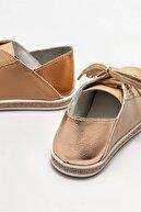 Elle Kadın Natürel Renk Düz Ayakkabı