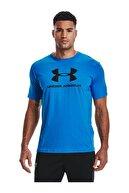 Under Armour Erkek Spor T-Shirt - UA SPORTSTYLE LOGO SS - 1329590-787