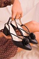 Soho Exclusive Siyah Kadın Klasik Topuklu Ayakkabı 15991