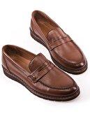 maximoda Erkek Deri 5 Renk Loafer Ayakkabı