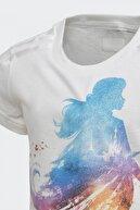 adidas Çocuk Beyaz T-shirt fm2866