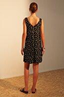 Mudo Kadın Siyah Elbise 379256