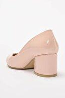 Yaya by Hotiç Pudra Kadın Klasik Topuklu Ayakkabı 01AYY209180A680