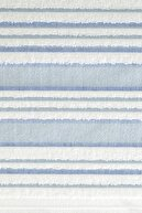 Fiesta Banyo Havlu Takımı 70x140 - 50x90 Vip Mavi