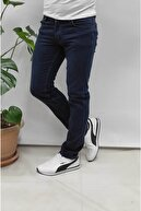 YNGMENCLASS Likralı Büyük Beden Battal Jeans Kot
