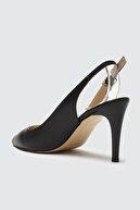 Trendyol Shoes Siyah Kadın Klasik Topuklu Ayakkabı TAKSS21TO0075