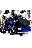 Batman Oyuncak Betmen Motorlu Sesli Işık