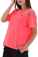 adidas Kadın Pembe Günlük Giyim T-shirt W Uc T Gd4543