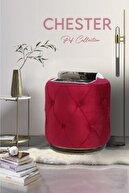Zem Lunge Chester Fuchsia - Gold Puf