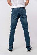 Ra Denim Erkek Regular Fit Vintage Yıkama Fere Kot Pantolon