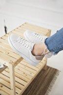 Straswans Kadın Deri Spor Ayakkabı