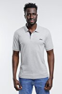 Slazenger Bambı Erkek T-shirt Gri St11te100