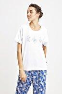 Nautica W116 Pijama Takım
