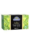 Karali Çay Premium Bardak Poşet Yeşil Çay 20'li