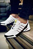 Wanderfull Erkek Beyaz Günlük Spor Yürüyüş Ayakkabısı