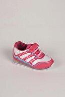 Weynes Bebek Pembe Cırt Cırtlı Spor Ayakkabı