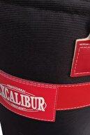Excalibur Polystar 120 cm x 30 cm Siyah Boks Torbası + Tavan Aparatı , Torba  Eldiveni  Hediyeli