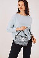 US Polo Assn Denım-Lacıvert Kadın Postacı Çantası Us20067