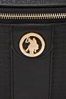 US Polo Assn Siyah Kadın Postacı Çantası Us3071