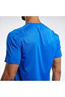 Reebok WOR COMM SS TECH TEE Mavi Erkek T-Shirt 101084953