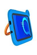 """Alcatel 1t 7"""" 16GB Prime Black (+Mavi Kılıf) Wifi"""
