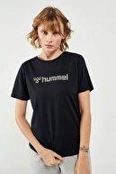 HUMMEL HMLMIMI T-SHIRT Siyah Kadın T-Shirt 101086307