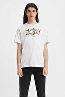 Levi's Erkek Beyaz Kısa Kollu T-shirt 22489-0277