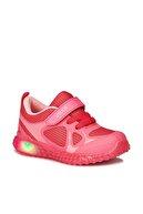 Vicco Figo Işıklı Kız Çocuk Fuşya Spor Ayakkabı