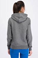 New Balance Kadın Sweatshirt - V-WTH804-CHC