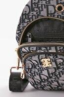 Pierre Cardin Siyah Omuz Çantası 05PO21Y1476