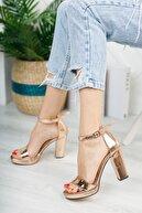 KILINÇ Zenne Ayakkabı Platform Tek Bant