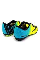 Walked Sarı Halısaha Futbol Spor Ayakkabı