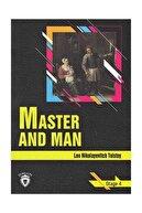 Dorlion Yayınevi Master And Man / Stage 4 (İngilizce Hikaye)