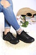 Oksit Kandela File Detaylı Kadın Sneaker