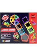 Magical Magnet 62 Parça Oyun Seti