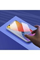 Zore Benks Iphone 12 Pro Max V Pro Tam Kaplayan Kırılmaz Cam Ekran Koruyucu