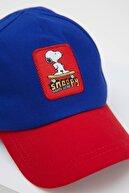 Defacto Erkek Çocuk Snoopy Lisanslı Baseball Şapka
