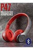Platoon P47 Bluetooth Kablosuz Kulak Üstü Kulaklık