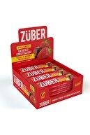 Züber Çilekli ve Kakaolu Meyve Tatlısı - 40 gr x 12 Adet