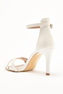 Yaya by Hotiç Beyaz Kadın Sandalet 01SAY207550A900