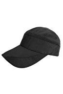 WINNERS Unisex Siyah Tenis Şapkası