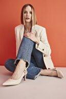 Hotiç Bej Kadın Klasik Topuklu Ayakkabı 01AYH207120A310