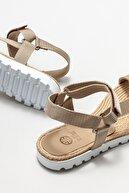 Elle Kadın Düz Sandalet
