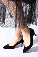 Rovigo Siyah Kadın Klasik Topuklu Ayakkabı 11112014446-3-01