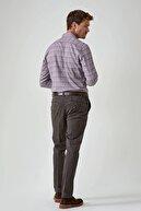 Hemington Erkek Bordo  Pamuk  Gömlek  - 184507005
