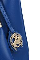Beverly Hills Polo Club Kadın El ve Omuz Çantası Saks Mavi